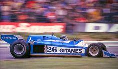 1978 Brands Hatch Ligier JS9 Jacques Lafitte