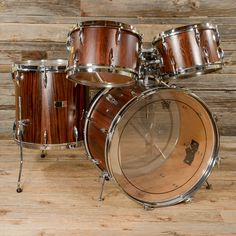As the premier authority on used & vintage gear, we have an unmatched selection of guitars, amps, basses & more. Shop Chicago guitars & other instruments here. Vintage Drums, Chicago Shopping, 1970s, Champion, Music Instruments, Drummers, Kit, Musical Instruments