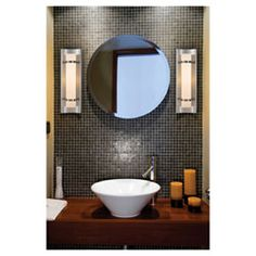 Feiss Colin Oil Rubbed Bronze One Light Sconce On SALE