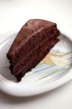 デビルズフードケーキ Devil's Food Cake : ムール貝