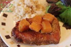 my meller: Slow Cooker Hawaiian Pork Chops