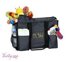 Zip top organizing utility tote, a top seller. So many uses: diaper bag, work bag, overnight bag, cleaning bag...etc