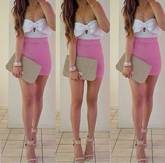 Cute dresses with bows