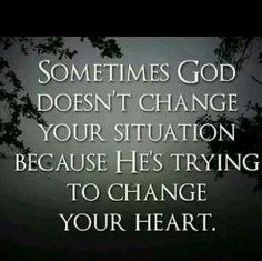 Humble thyself!