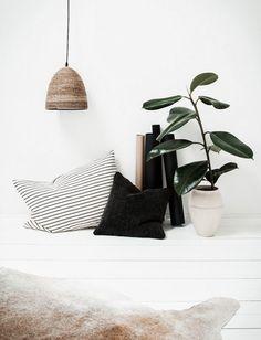 neutral toned decor