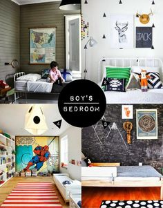 Life Love and Hiccups: Kid's Bedrooms - Rooms Both of You Will Love