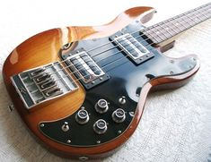 These bass guitar are really nice #bassguitars