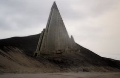 20 Cool Abandoned Places in the World - Ryugyong Hotel- Pyongyang, North Korea :S