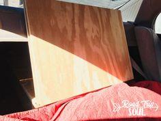 Build a Bed for Your Honda Civic Camper Conversion - Road Trip Soul Living In Car, Van Living, Civic Jdm, Used Honda Civic, Car Camper, Minivan Camping, Camper Conversion, Built In Bed, Mitsubishi Lancer Evolution