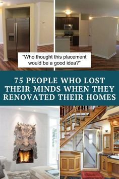 Designing or renovating your home should be an exciting and happy occasion. Unfortunately, home remodeling projects often go wrong … horribly wrong. Funny Laugh, Funny Jokes, Funny Fails, Hilarious, Home Renovation, Home Remodeling, Fancy Living Rooms, Laughing Therapy, Wtf Moments