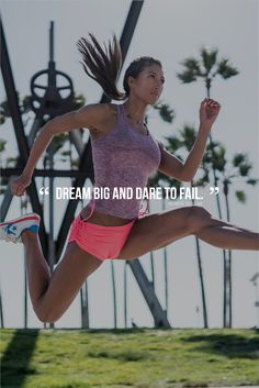 Dream big and dare to fail - Norman Vaughan