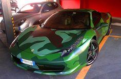 Camo - Ferrari
