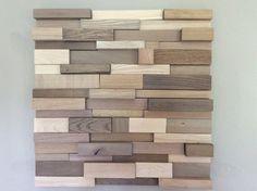 Wood wall art, oak, ash, maple on birch ply, grey & white finish. Handmade in Cornwall. by PorthmeorWoodcraft on Etsy https://www.etsy.com/listing/243577042/wood-wall-art-oak-ash-maple-on-birch-ply
