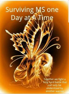 One day at a time Surviving Multiple Sclerosis Awareness Multiple Sclerosis Quotes, Multiple Sclerosis Awareness, Sensory Overload, Health And Fitness Articles, Family Support, Alternative Therapies, Invisible Illness, Funny Quotes, Survival