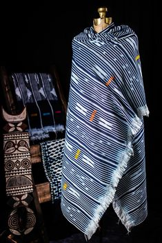 Handwoven African Textiles Fabrics by Artisans Based in Africa. African Textiles, African Fabric, African Culture, African Art, Ikat Fabric, Cotton Fabric, Tribal Patterns, African Diaspora, African Print Fashion