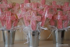 Christening+Centerpieces+for+Girls | these cookie centerpieces were made for alexa cristina s baptism ...