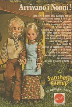 X9281-The-Sunshine-Family-Arrivano-i-nonni-Pubblicita-1976-Advertising