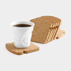 Toast It Coasters #FredericClad #THEFARM