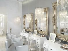 salon décor