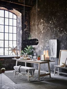 NYC Christmas loft - via Coco Lapine Design