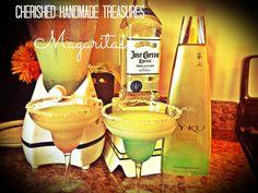Cherished Handmade Treasures, #Margaritas