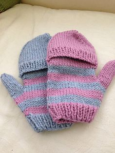 **Worsted #6 Needles Free Pattern** examples with fingerless & partial fingers.