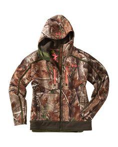 Women's Ridge Reaper Jacket - want this for next hunting season!