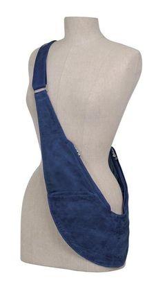 619fe85a9e3 Navy Genuine Leather Sash Bag – sashbag.ca