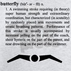butterfly is evil
