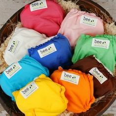 A cloth diaper company that gives a diaper to an orphanage in an improverished country for every diaper you buy.