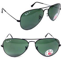 e3afd4b1ce097 Óculos de sol aviador polarizado Rb3025 Frete grátis para todo o Brasil.