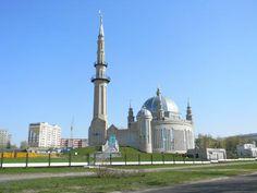 Naberezhye Chelny Mosque, Russia