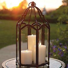 Frontgate Constantine lantern