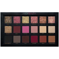 Textured Shadows palette Rose Gold Edition (£46) ❤ liked on Polyvore featuring beauty products, makeup, eye makeup, eyeshadow, beauty and palette eyeshadow