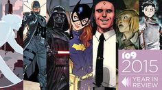 It's been a remarkable year for comics. Huge publishers like DC and Marvel have rejuvenated their line-ups with tons of amazing books; beyond the big two, there's been some of the most compelling, challenging material in the industry we've seen in years. It was hard to narrow it down, but here's 20 of 2015's best.