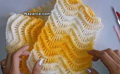 Knitting Patterns, Crochet Patterns, Wave Pattern, Fingerless Gloves, Arm Warmers, Shawl, Knit Crochet, Diy And Crafts, Blanket