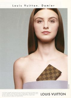 a-state-of-bliss:  Louis Vuitton 1998 - Trish Goff