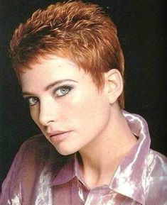 Image result for Very Short Hairstyles For Women Over 50