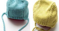 Virkkaus- ja neuleblogi, vinkkejä, ohjeita ja videotutoriaaleja. Baby Knitting Patterns, Crafts To Do, Baby Things, Knitted Hats, Knit Crochet, Sewing, Fashion, Moda, Dressmaking