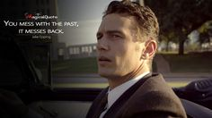 #JakeEpping: You mess with the past, it messes back.  More on: http://www.magicalquote.com/series/11-22-63/ #112263hulu