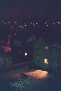 Night in Oil City, PA | by FIILMY