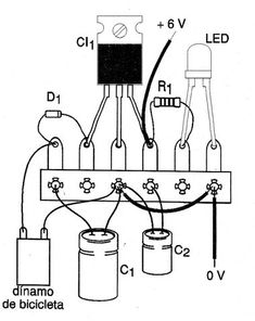 E Fd E Cc F A on O Blue Sea Systems St Blade Fuse Block Circuits