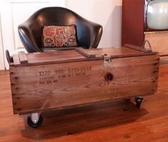 industrial upcycled box - Google Search