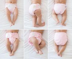 bebês lixo zero: como e por que usar fraldas de pano modernas | Um ano sem lixo