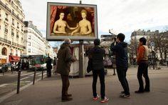 """Résultat de recherche d'images pour """"art on advertising"""""""