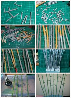 Bamboo Forest (DIY)