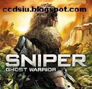 SNIPER GHOST WARRIOR 100% WORKING PC