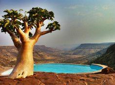 Grootberg lodge - Damaraland Namibia