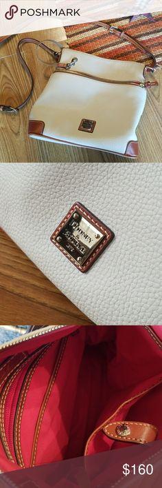 Brand new Dooney & Bourke crossbody Pebble leather crossbody Dooney & Bourke Bags Crossbody Bags