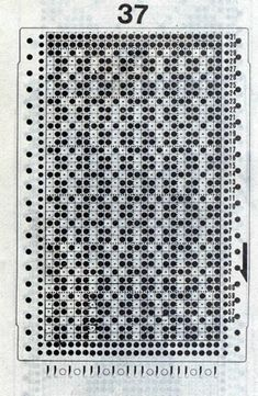 Knitting a machine SILVER REED: Patterns for knitting machine Silver Reed Knitting Machine Patterns, Knitting Charts, Knitting Stitches, Baby Knitting, Crochet Girls Dress Pattern, Crochet Patterns, Shibori, Chart Design, Knitted Slippers